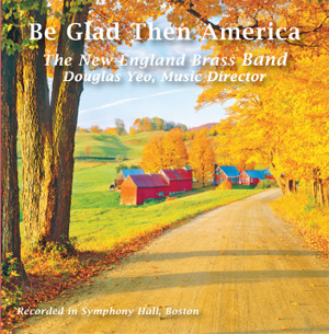 Be Glad Then America CD