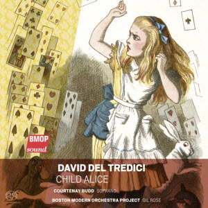David Del Tredici: Child Alice CD