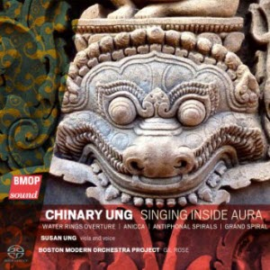 Chinary Ung: Singing Inside Aura CD