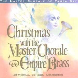 Christmas with the Master Chorale and Empire Brass CD