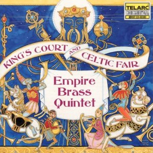 King&#8217s Court - Celtic Fair CD