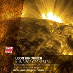 Leon Kirchner: Music for Orchestra CD